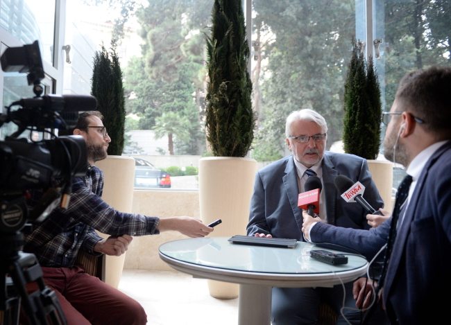 Голова МЗС Польщі назвав умови поліпшення стосунків з Росією