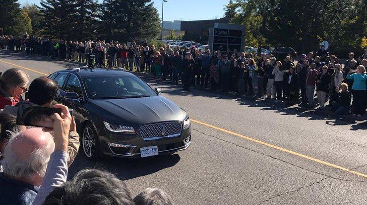 В Канаде впервые испытали беспилотный автомобиль