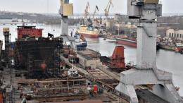 Замкнутый круг: Гройсман рассказал, что будет с Николаевским судостроительным заводом