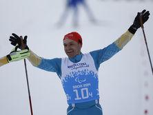 Лукьяненко выиграл биатлонную гонку на 15 км