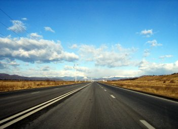 Turkish company will complete reconstruction of Kyiv-Odesa highway