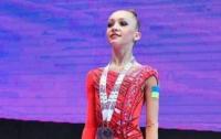 Украинская гимнастка завоевала 5 медалей в Израиле