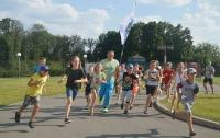 У спортивно-розважальному таборі Euro Camp відбувся відкритий олімпійський урок
