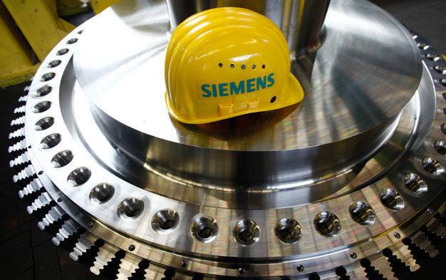 Siemens больше не будет поставлять энергооборудования в Россию