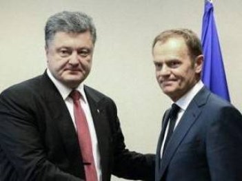 Poroshenko and Tusk will hold bilateral meeting in Malta on March 30