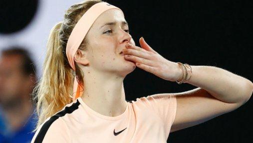 Несмотря на вылет из Australian Open, Свитолина улучшила позиции в мировом рейтинге
