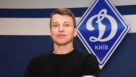 Футбол: Руслан Ротань стал игроком киевского  Динамо