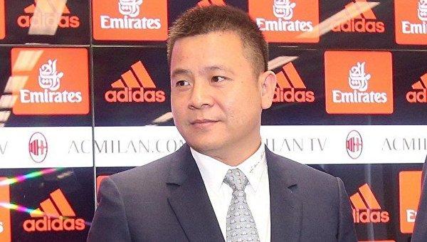 Владелец ФК Милан подозревается в мошенничестве