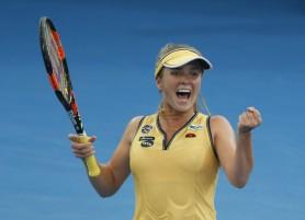 Украинская теннисистка Свитолина вышла в четвертьфинал Australian Open