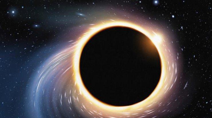 Черные дыры в космосе: ученые сделали удивительное открытие (фото)