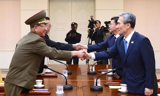 Северная Корея готова вести переговоры с США, - Сеул