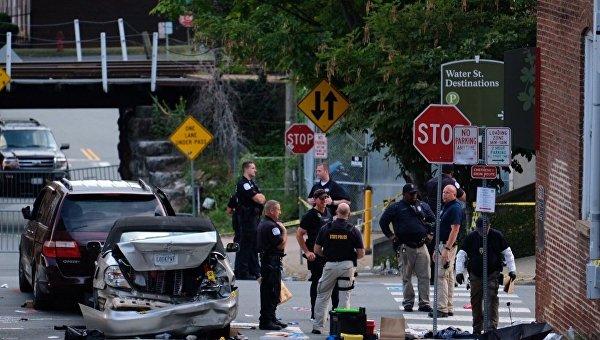 Полиция провела серию арестов в связи с беспорядками в Шарлоттсвилле
