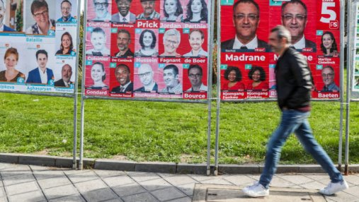 Впервые в истории египтяне приняли участие в выборах в передовой стране Европы
