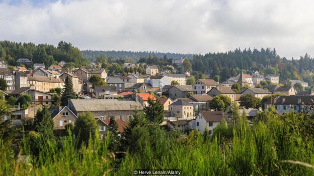 A French village committed to deception