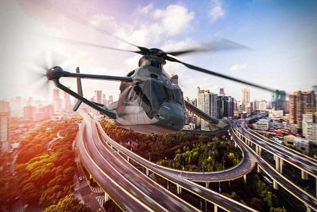 Airbus Racer: вертолет с достоинствами самолета (ФОТО)