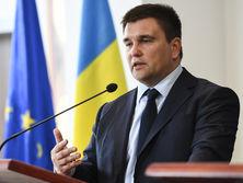 Климкин: Приветствие Слава Украине! звучит не только патриотично, но и гордо