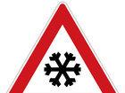 Из-за снегопадов ограничено движение грузового транспорта в 4 областях, - Укравтодор