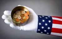 Госдолг США растет на 36 процентов быстрее, чем экономика
