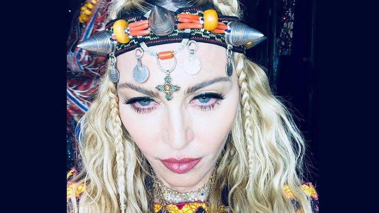 Мадонна празднует 60-летие (фото, видео)