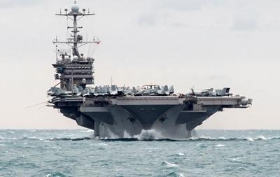 У Середземне море увійшла авіаносна група США