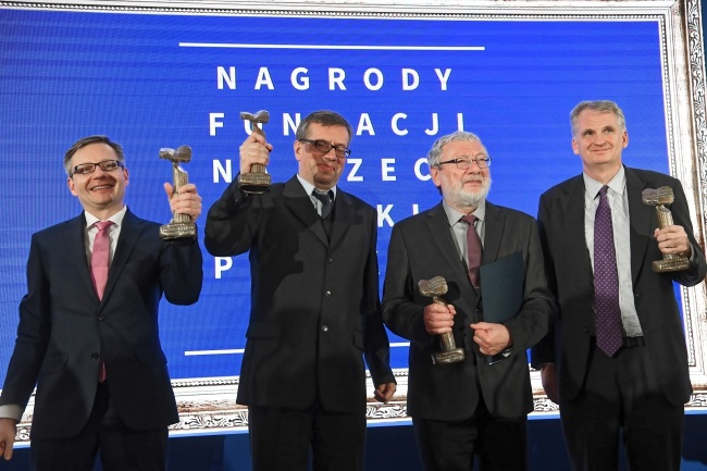 US historian among winners of 'Polish Nobel Prizes'