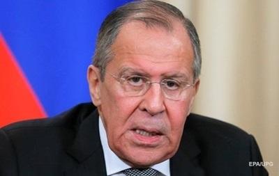 Лавров пообещал, что Волкер и Сурков будут встречаться