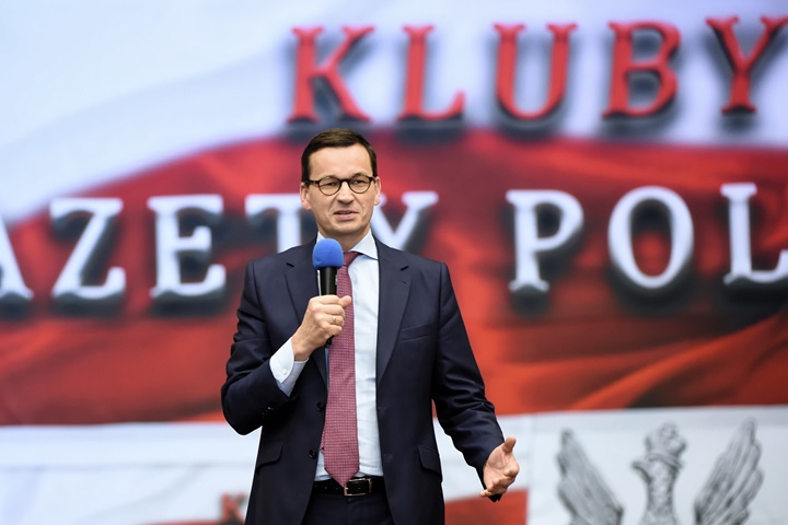 PM: We must win election marathon to continue changing Poland