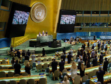 В 1993 году Генеральная Ассамблея ООН возродила древнюю греческую традицию олимпийского перемирия