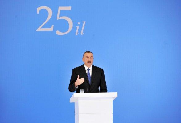 Ильхам Алиев: «Азербайджанской оппозицией руководят из-за рубежа»