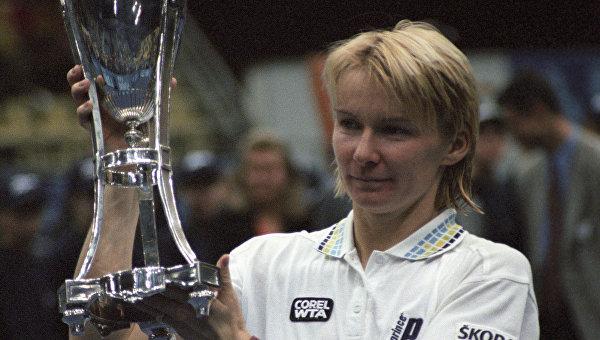 Умерла знаменитая теннисистка
