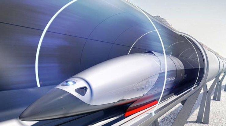 Hyperloop: названа дата открытия первой линии