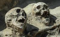 Кричащие скелеты: поляки раскопали жуткую находку