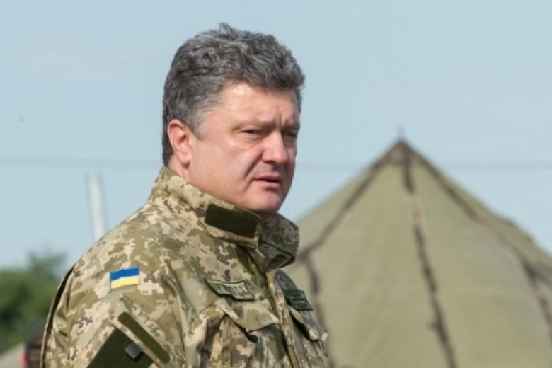 Украина направляет на безопасность и оборону почти 6 процентов ВВП, – Порошенко