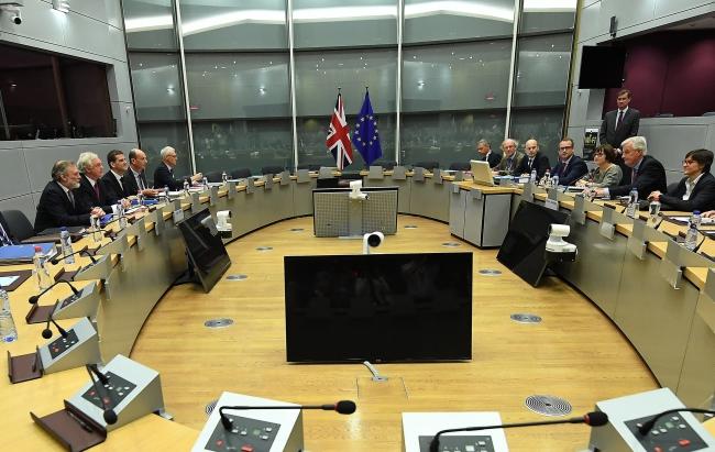 В Брюсселе стартуют переговоры по «брекситу»