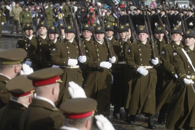 Естонія святкує 100-річчя проголошення незалежності