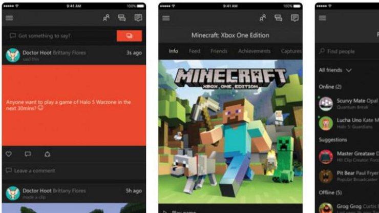 Microsoft выпустила командный чат для Xbox