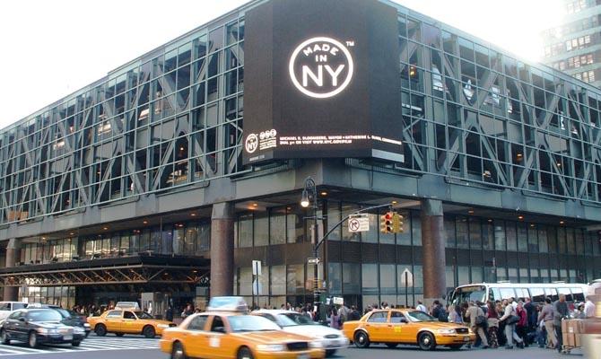 На автовокзале в Манхэттене произошел взрыв