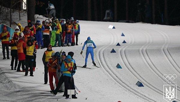 Сборная Украины опустилась на 19 место в медальном зачете на ОИ
