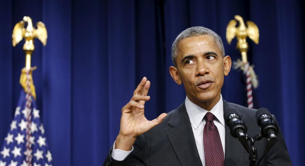 rhetorical analysis of barrack obamas second Free essay: caessar saldana jan 30, 2013 lit comp ap brown-pd 5 rhetorical analysis on the second inaugural address of president barrack obama barrack.
