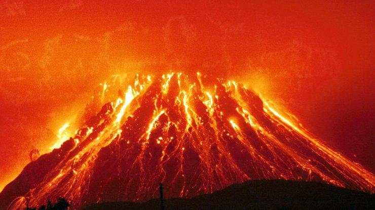 Подводный вулкан может уничтожить половину человечества - ученые
