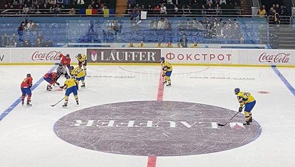 Юниорская сборная Украины выиграла чемпионат мира по хоккею