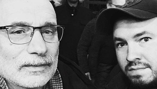 Радикал Лозовой эмоционально поговорил с культовым российским писателем