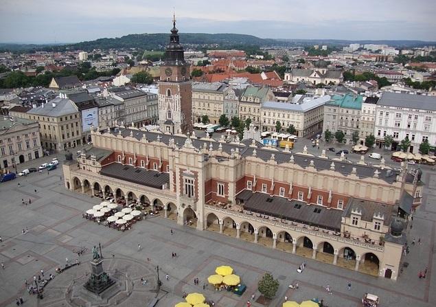 Всесвітній день убогих відзначають, зокрема, в Кракові