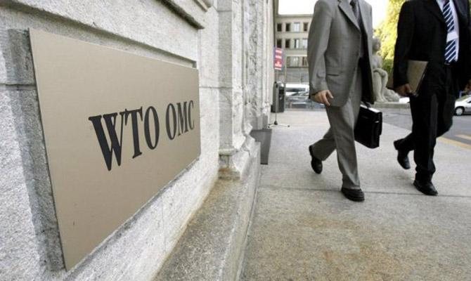 В России заговорили о выходе из ВТО