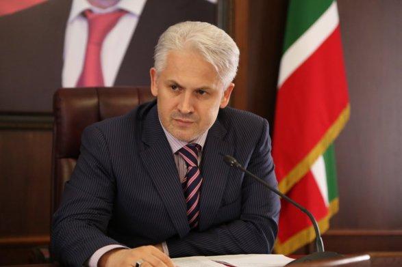 Мэр Грозного тайно посетил Тбилиси и Батуми Грузинские СМИ