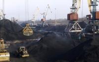 Украина ждет в октябре три сухогруза с углем из США