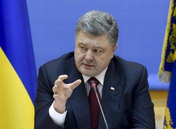 Порошенко чекає пропозицій щодо зміни формату операції на Донбасі та кандидатури командувача Об'єднаних сил