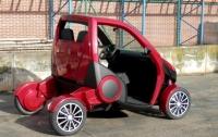 В Израиле создали первый в мире раскладной автомобиль