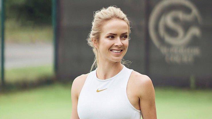 Свитолина в тяжелом матче обыграла россиянку