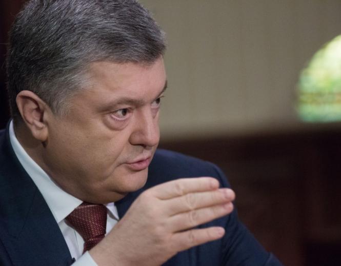 Порошенко прокомментировал слова хорватов Виды и Вукоевича
